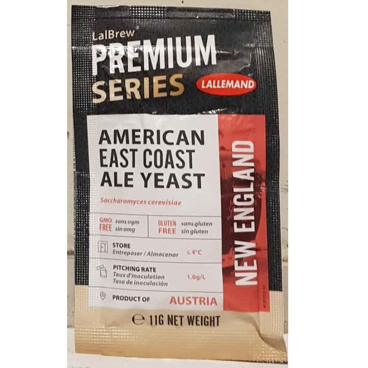 LalBrew® New England 11g Premium Beer Yeast