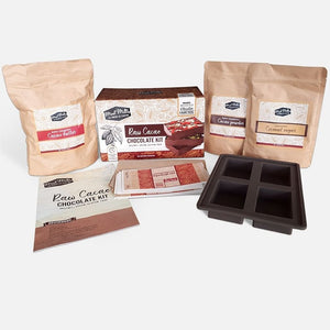 Raw Cacao Chocolate Kit