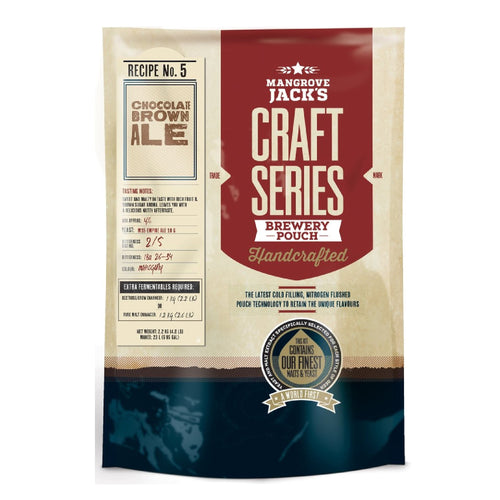 Mangrove Jacks Craft Series Chocolate Brown Ale