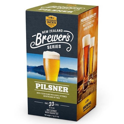 Mangrove Jacks NZ BREWER'S SERIES - PILSNER