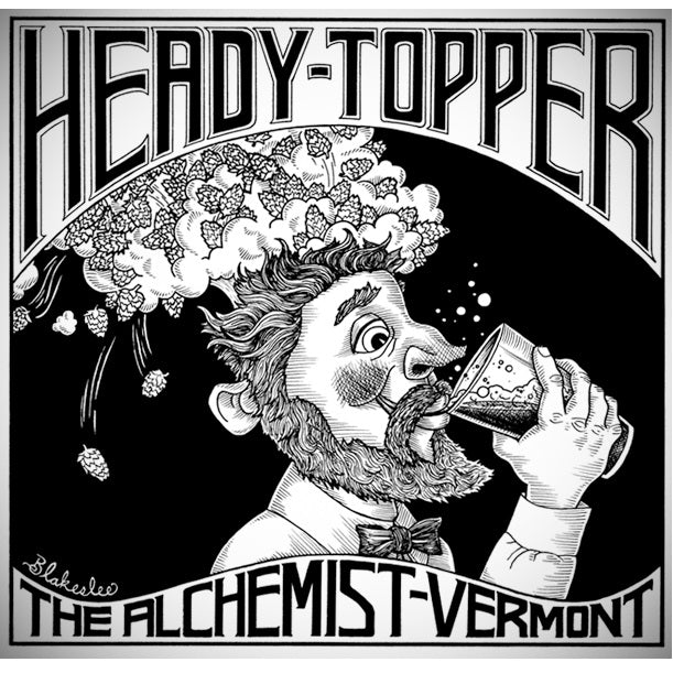 Heady Topper Clone 21L Kit