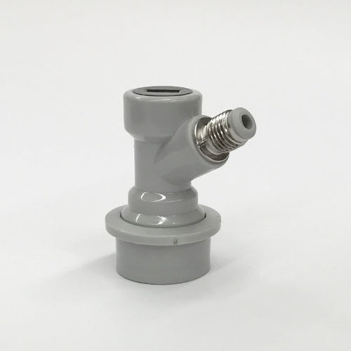 KEG CONNECTOR - GAS WITH MFL THREAD