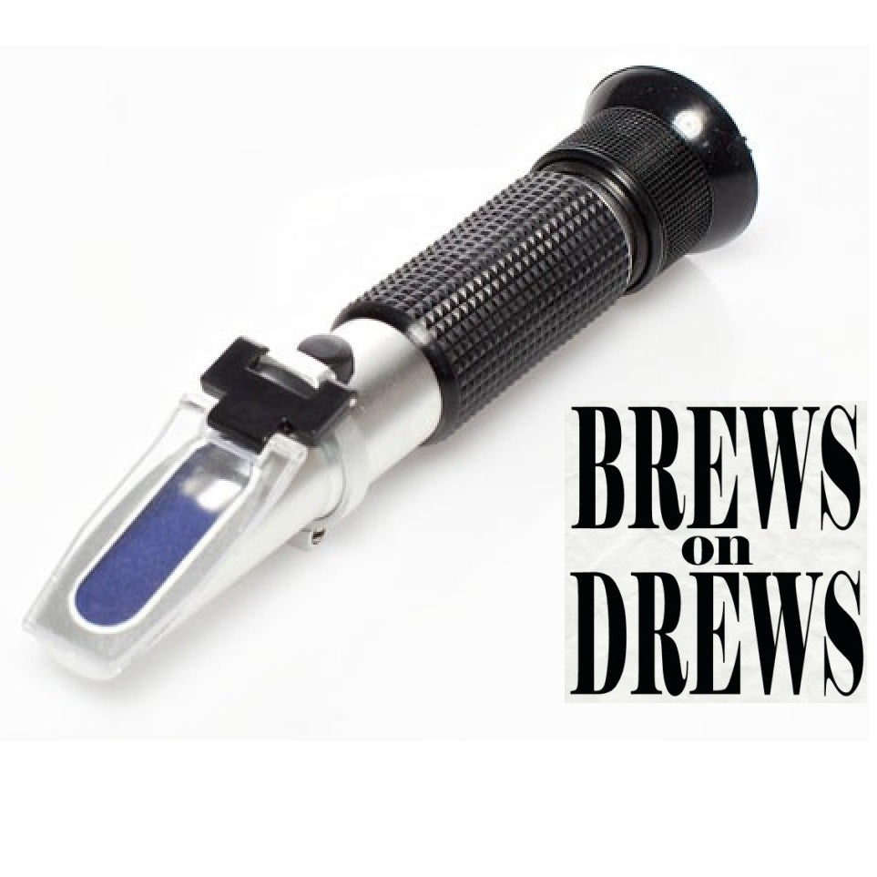Refractometer with Automatic Temperature Compensation