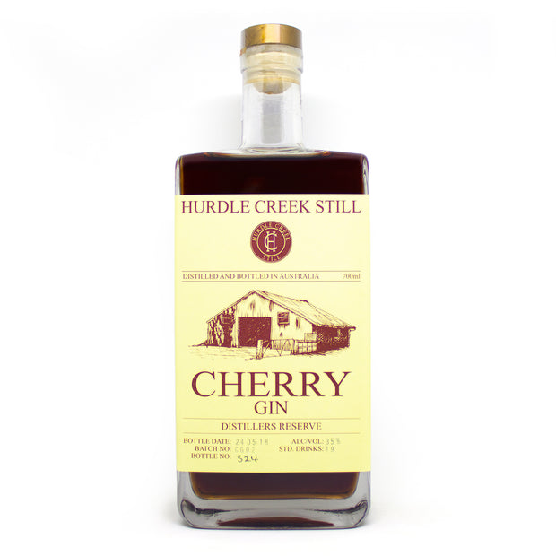 Hurdle Creek Still - Cherry Gin