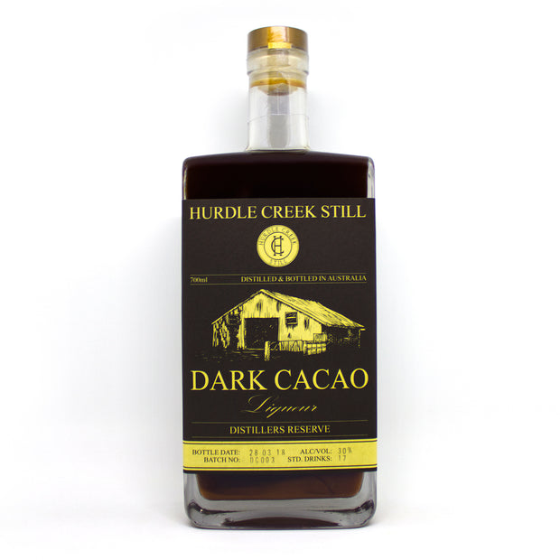 Hurdle Creek Still - Dark Cacao Liqueur