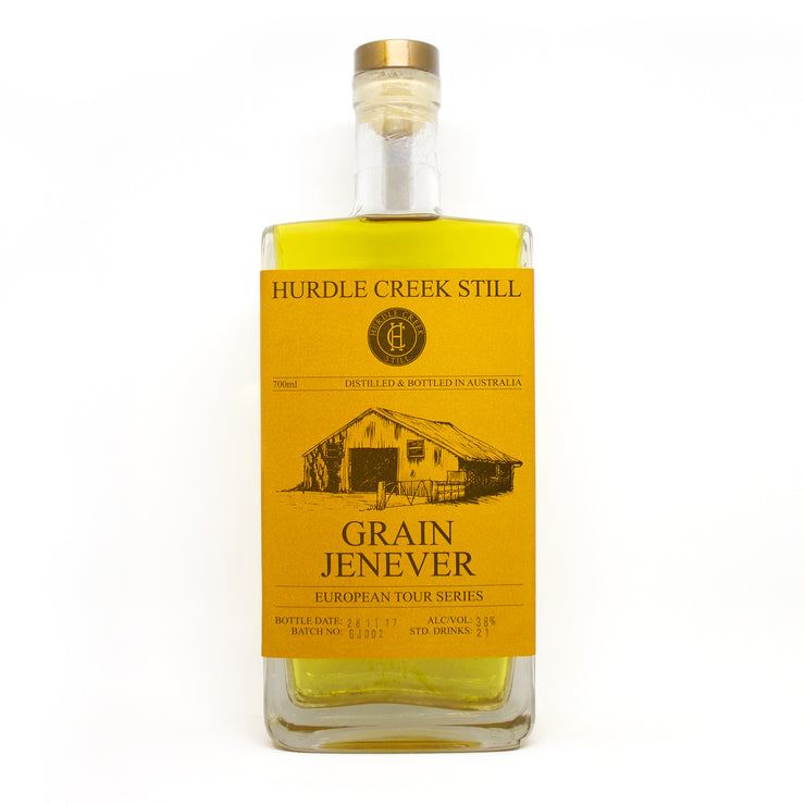 Hurdle Creek Still - Grain Jenever