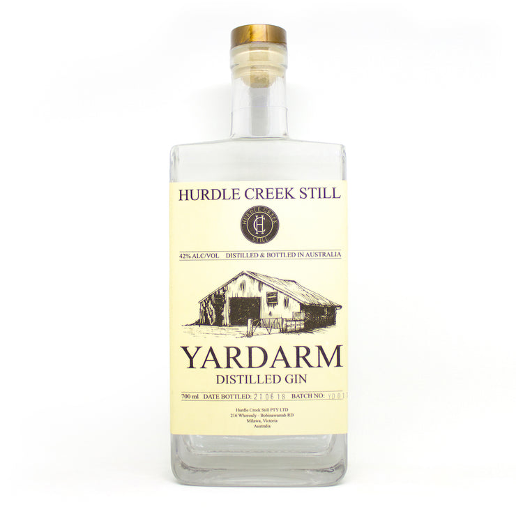 Hurdle Creek Still - Yardarm Distilled Gin