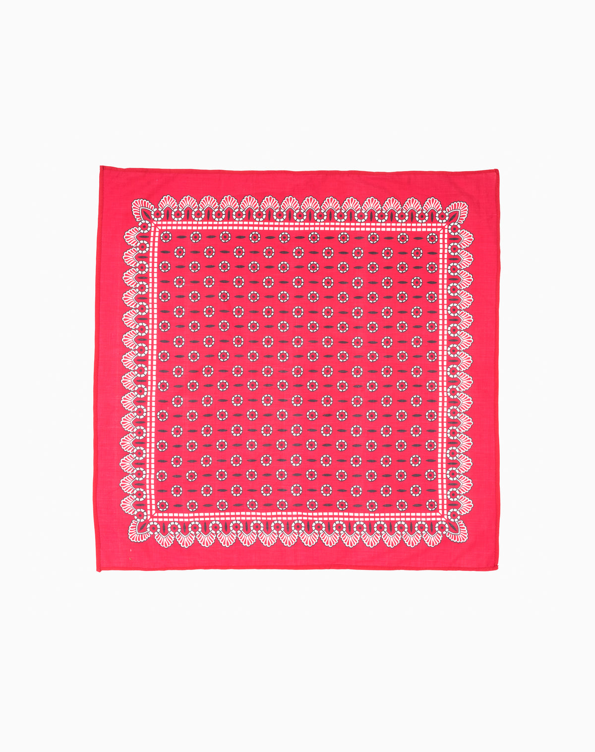 Reef Bandana in Red