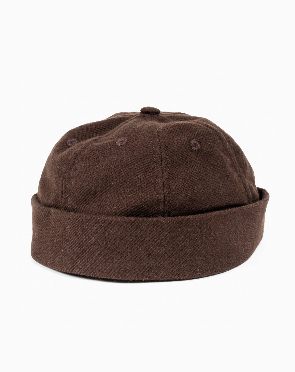 Harbour Cap in Brown