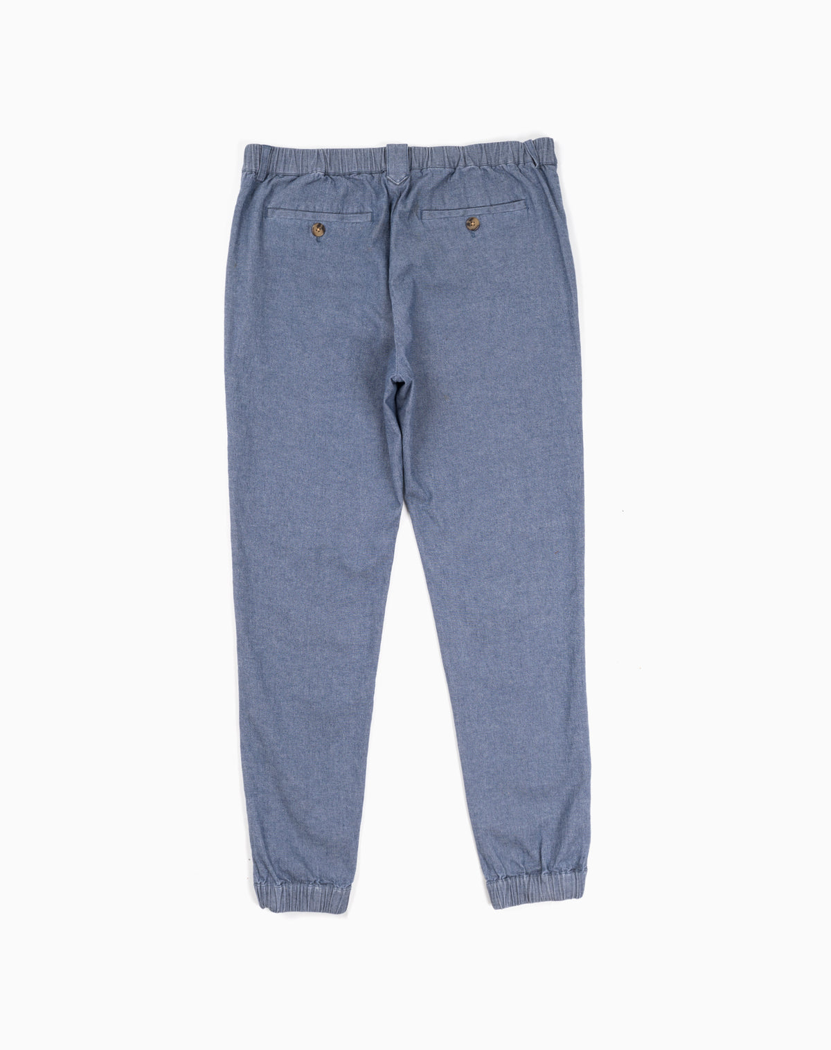 Deck Jogger in Chambray