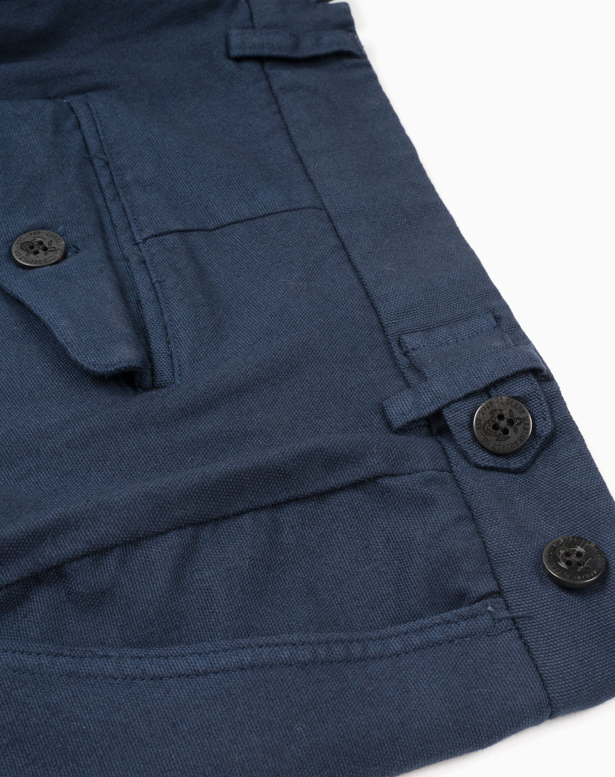 Gates Short in Navy