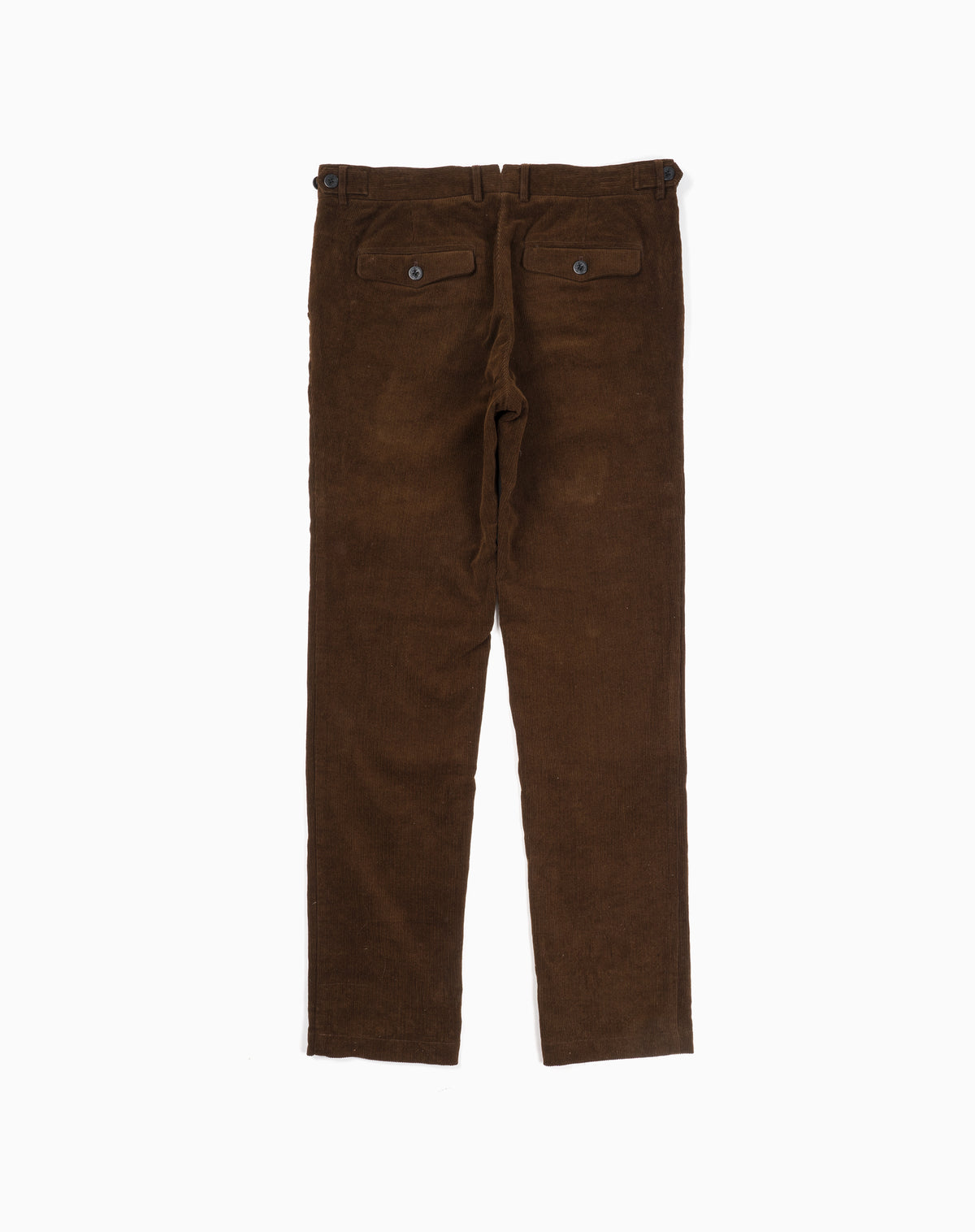 Gates Corduroy Pant in Bark