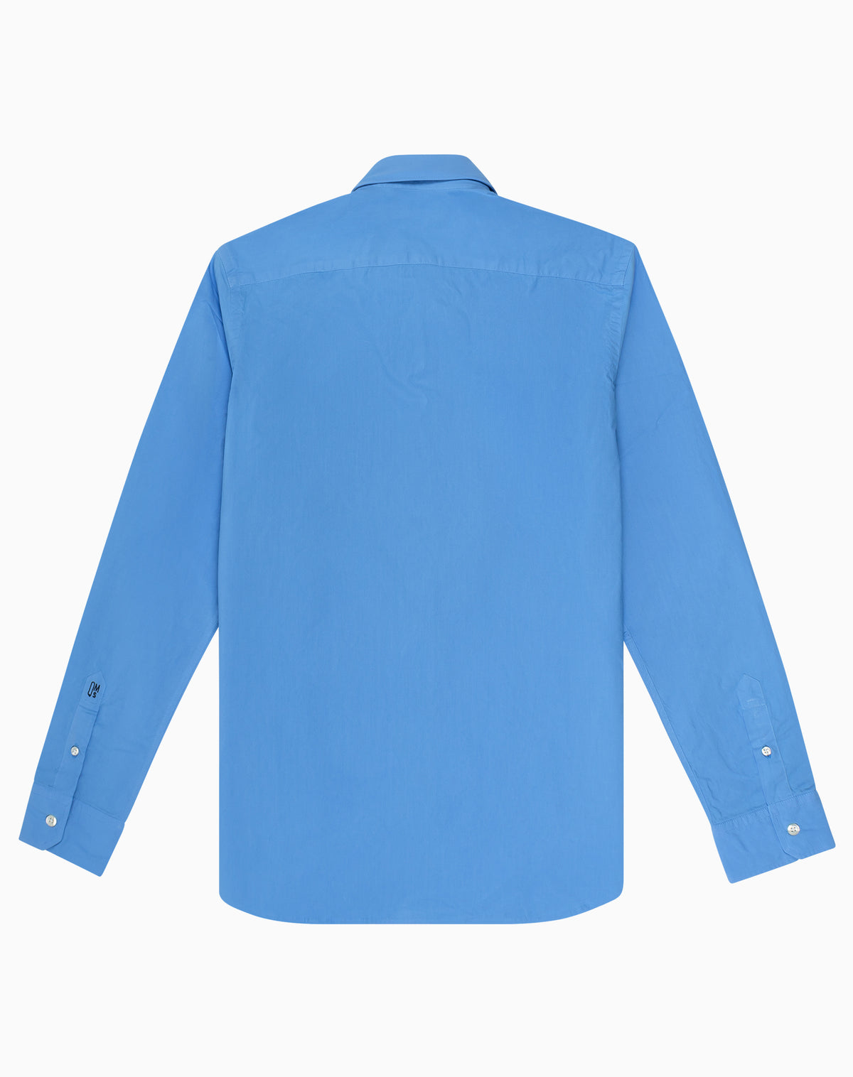 Poplin Shirt in French Blue