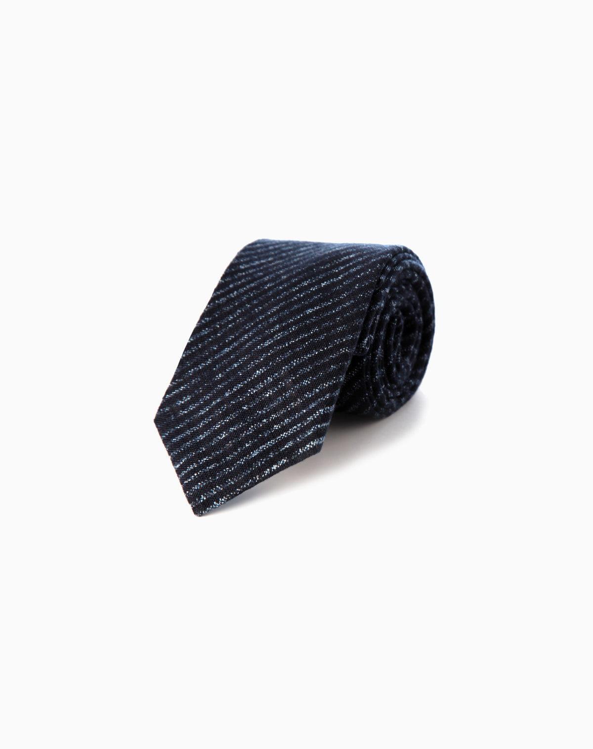 Tie in Diagonal Stripe