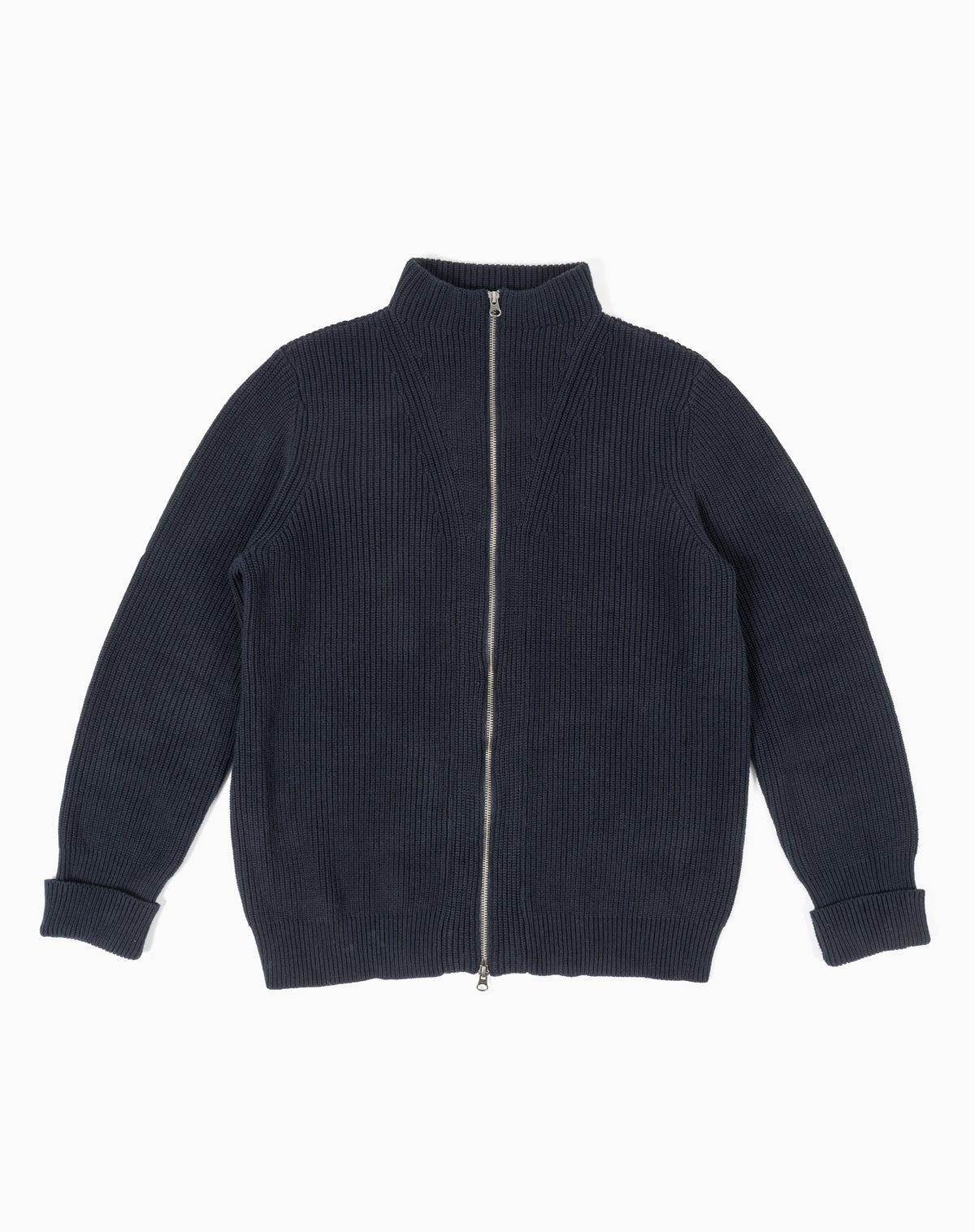 Falmouth Zip Sweater