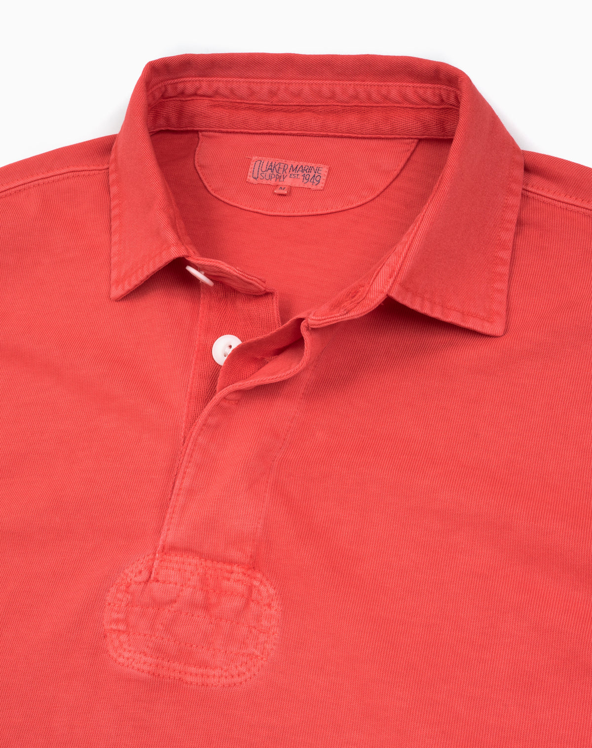 Rockland Rugby in Nautical Red