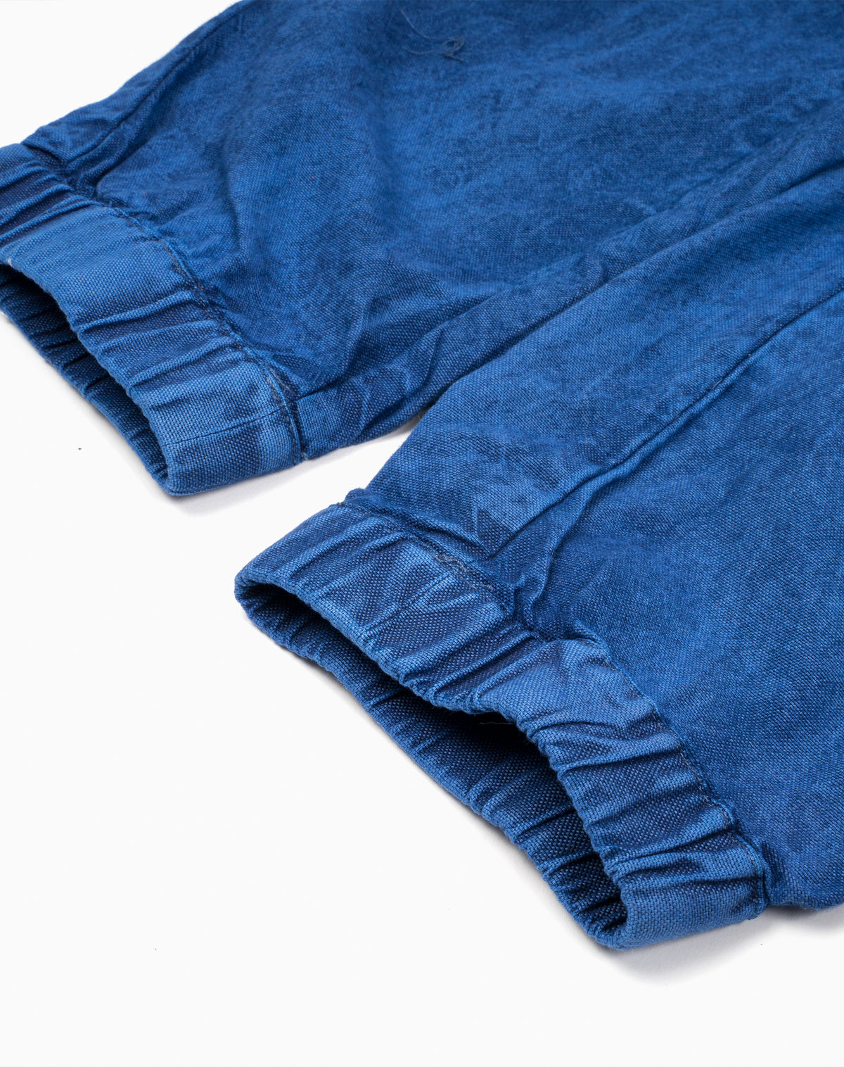 Deck Jogger in Overdyed Chambray