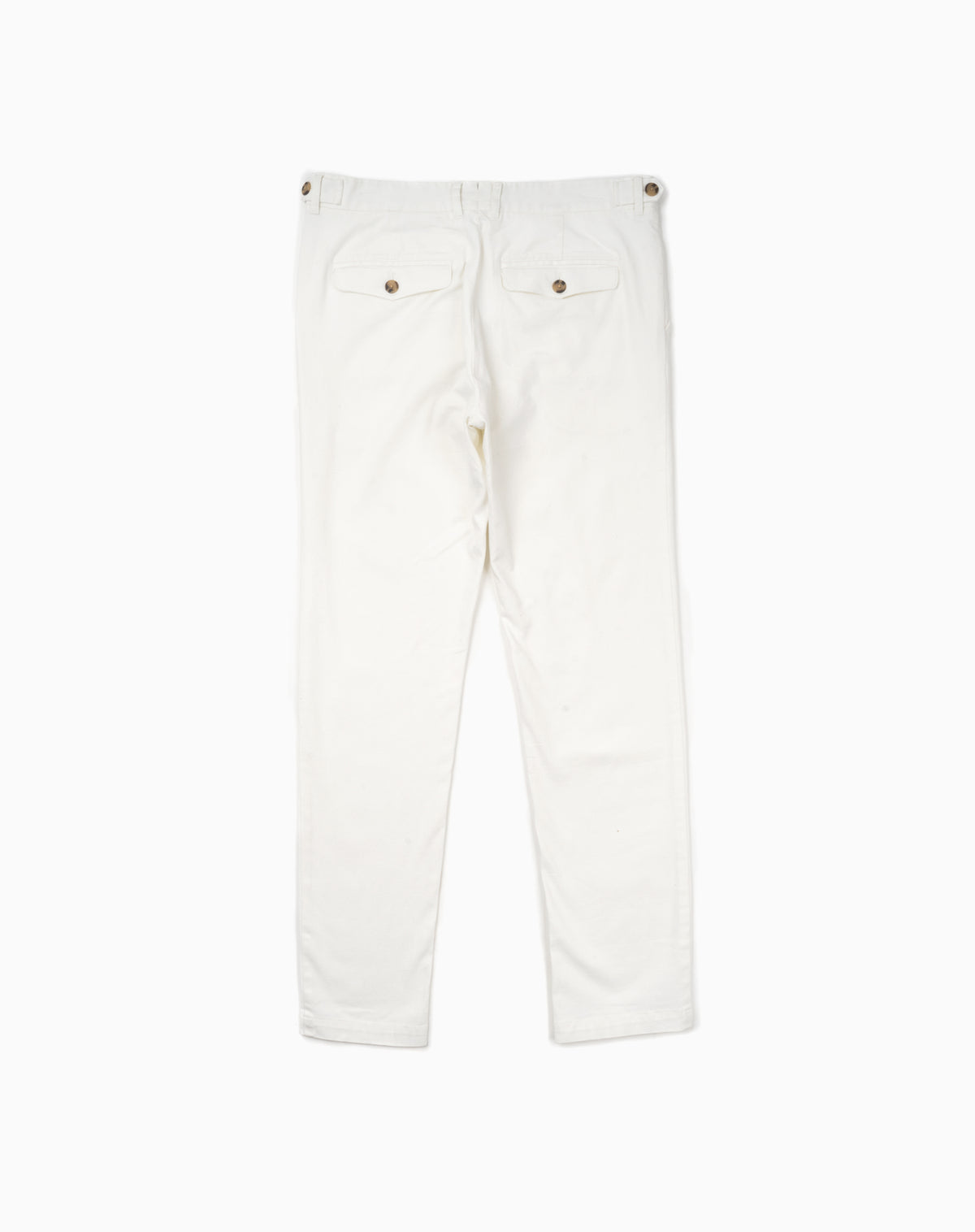 Gates Pant in White