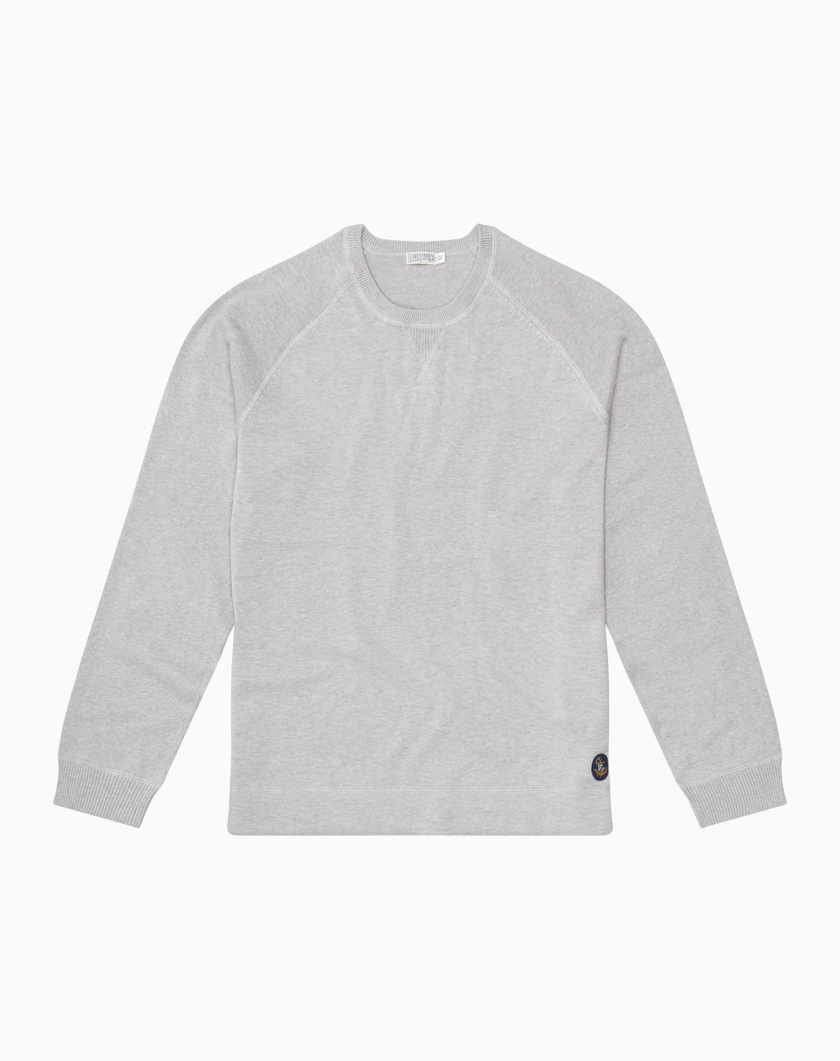 Contender Sweater in Gray