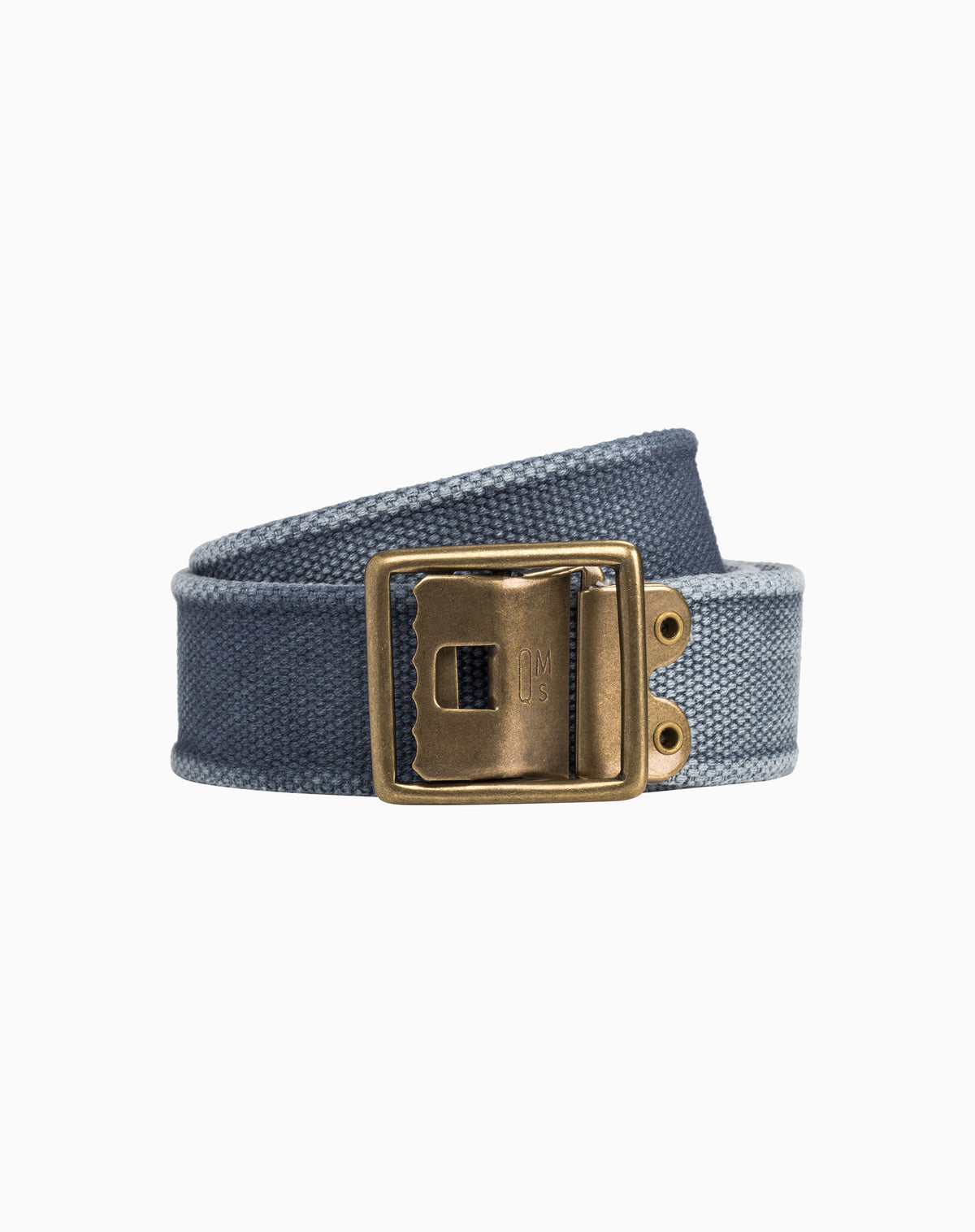 Military Belt in Blue