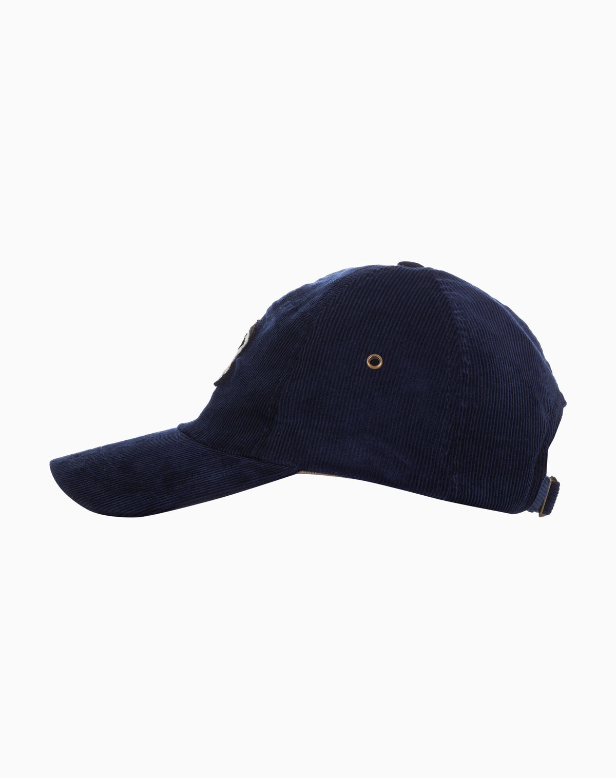 7-Panel with Pelican in Navy