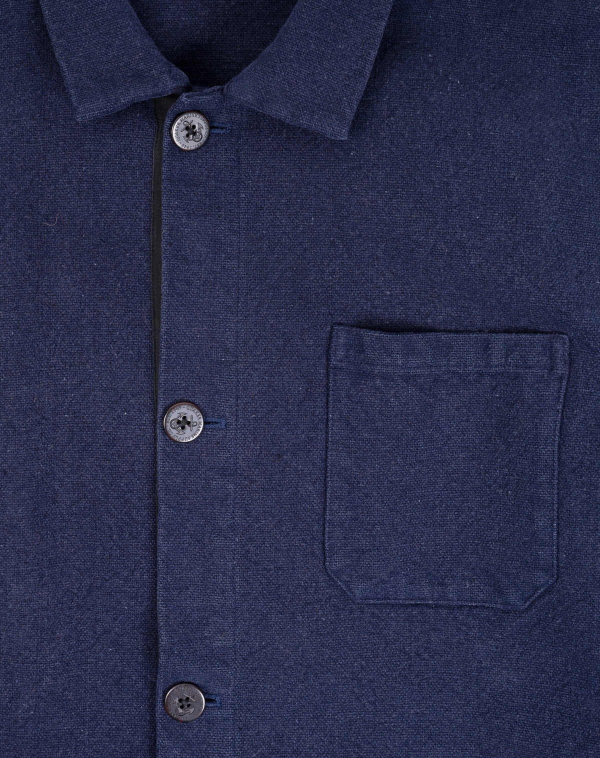 French Workman's Jacket in Navy