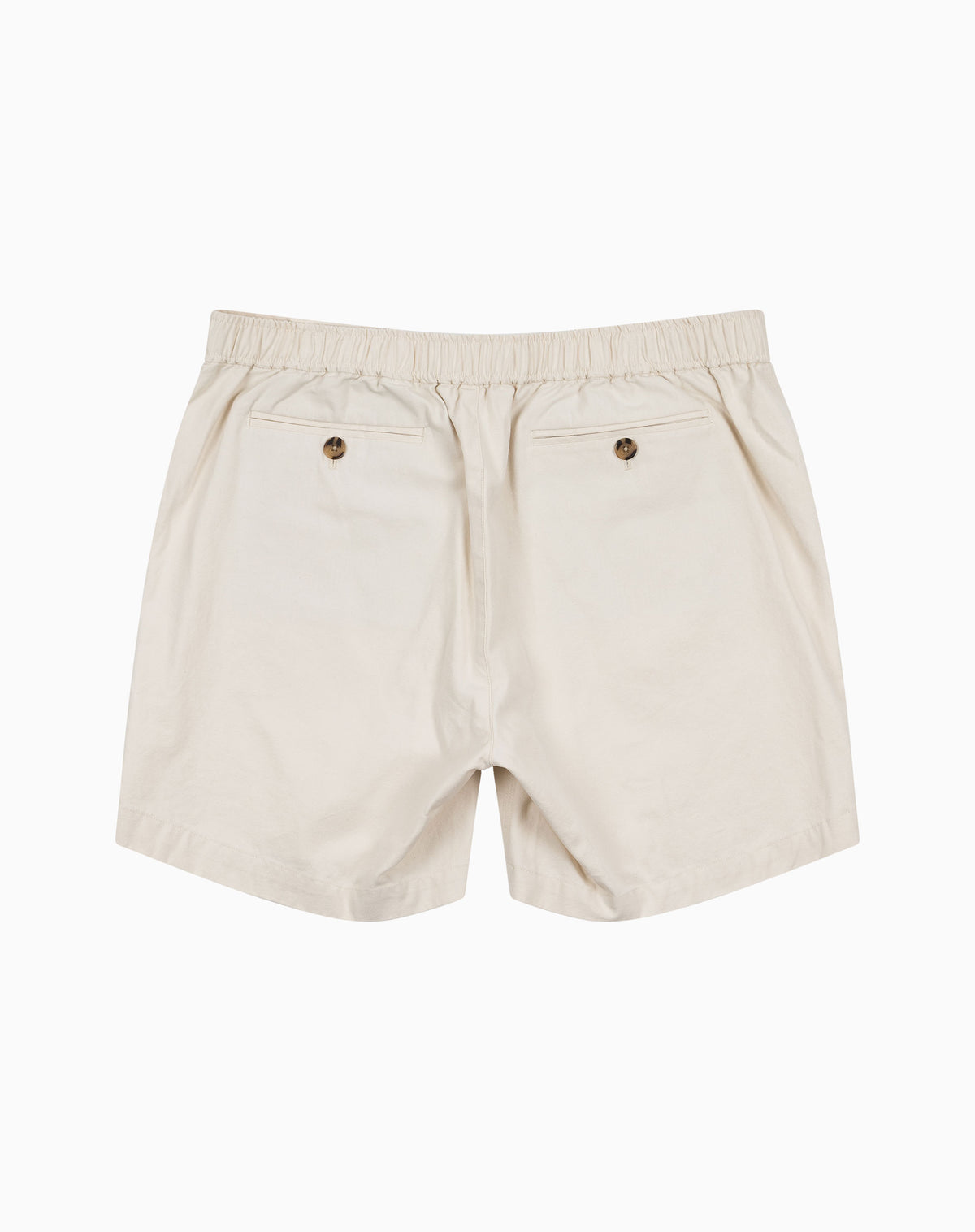 Utility Short in Natural Canvas
