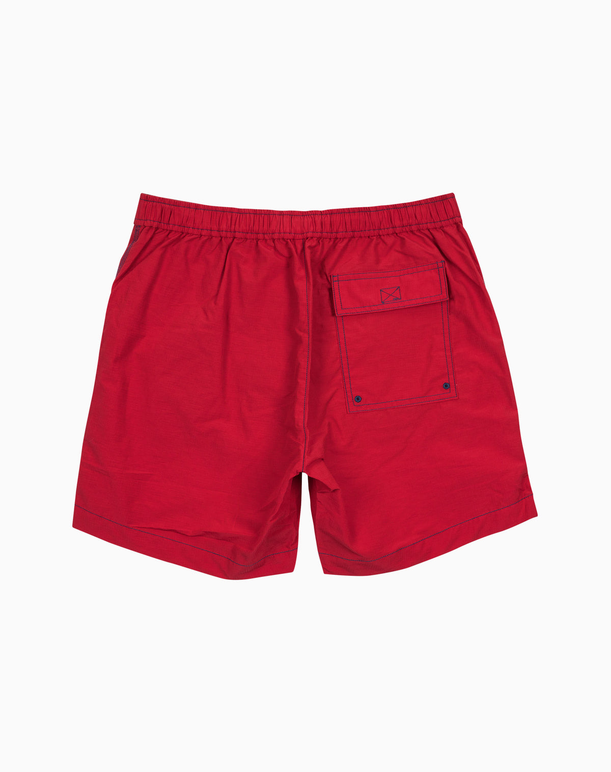 Wavy Utility Trunk in Red
