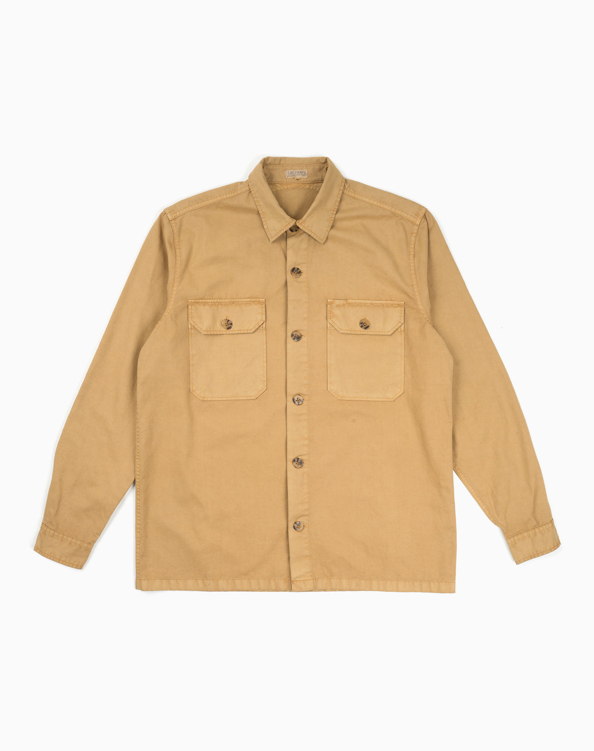 MacArthur Shirt in British Khaki