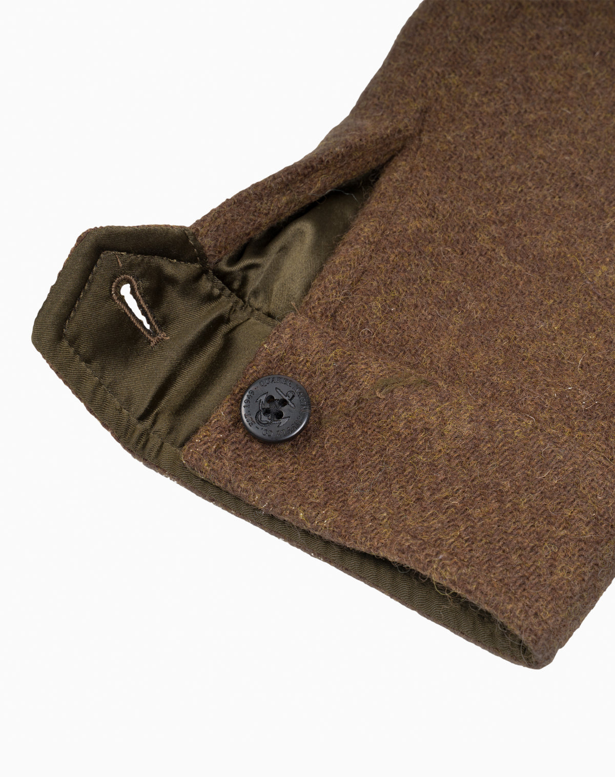 The Wallace Jacket in Brown