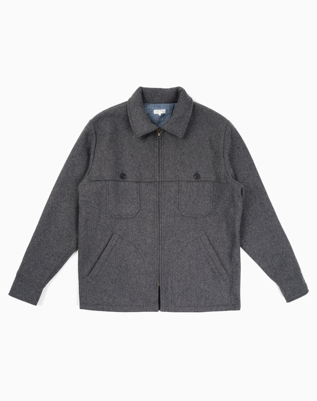 Hudson Jacket in Grey