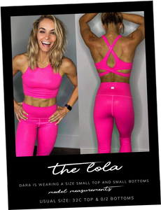 Lola - Fit Couture Collection