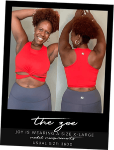 Zoe - Fit Couture Collection