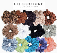 Jumbo Scrunchie - Fit Couture Collection