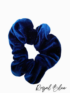 Velvet Scrunchie - Fit Couture Collection