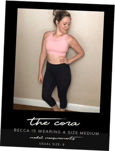 Cora - Fit Couture Collection