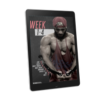 10-Week Muscle Building Training Program (eBook)