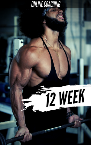 12-Week Personalized Coaching