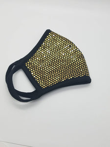 Gold Rush Mask