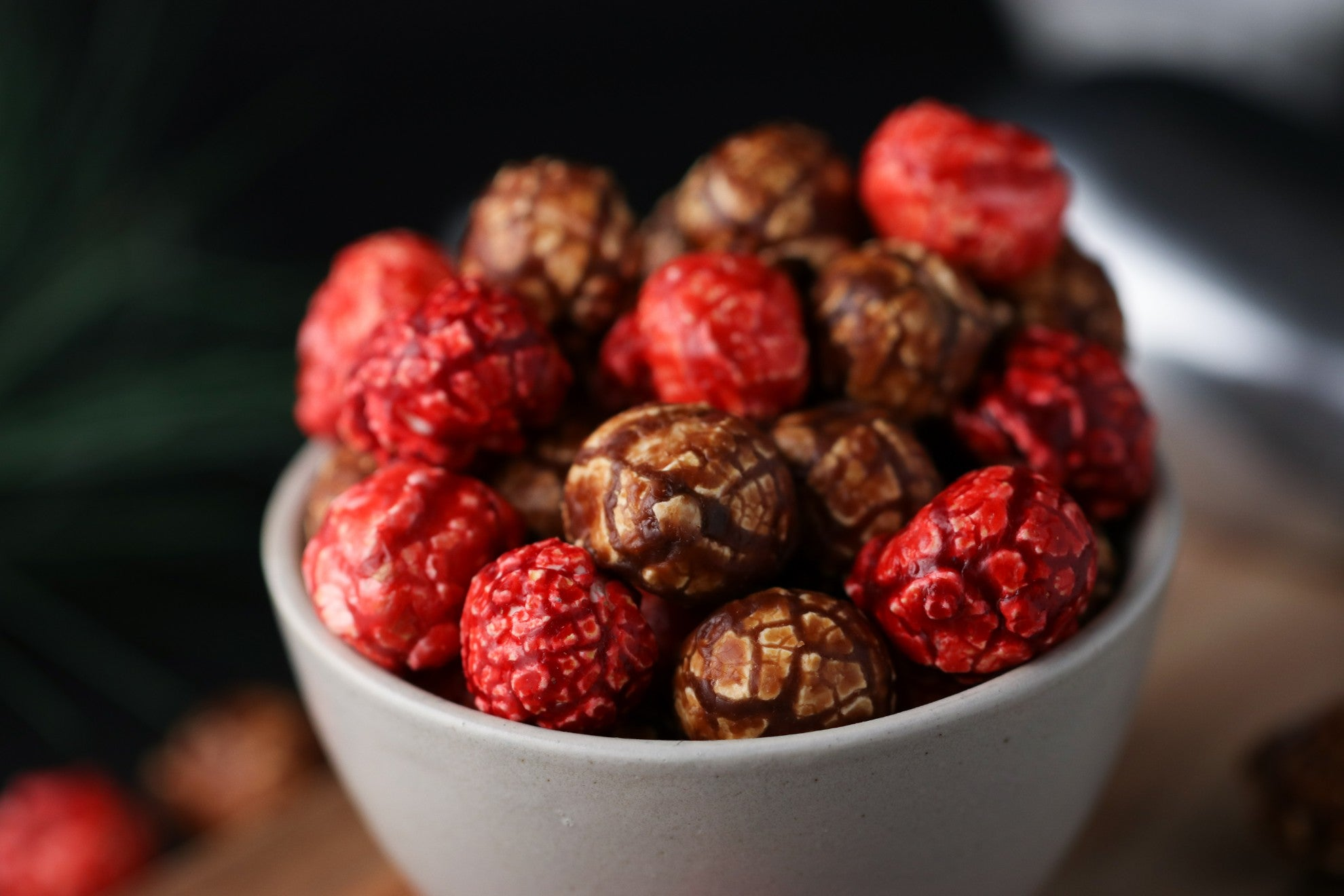 Chocoberry Popcorn