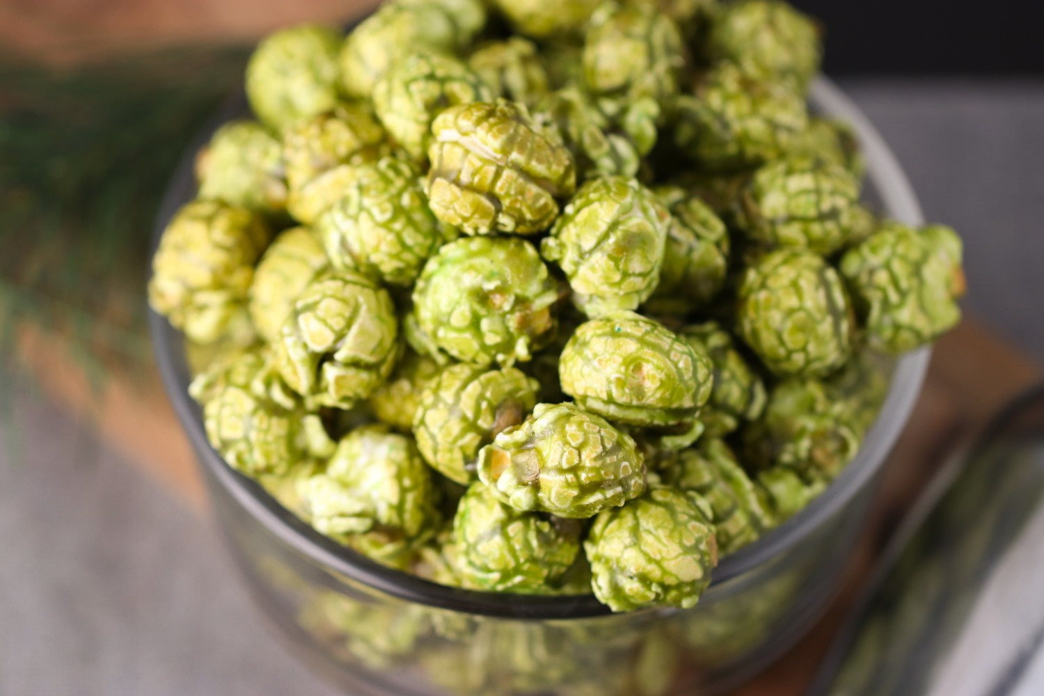 Green Apple Popcorn
