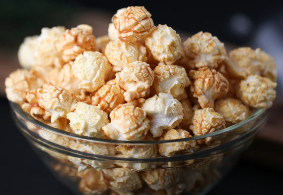 Old Fashioned Kettle Corn