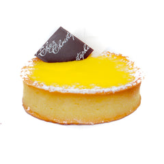 Lemon Tart Chez Christophe