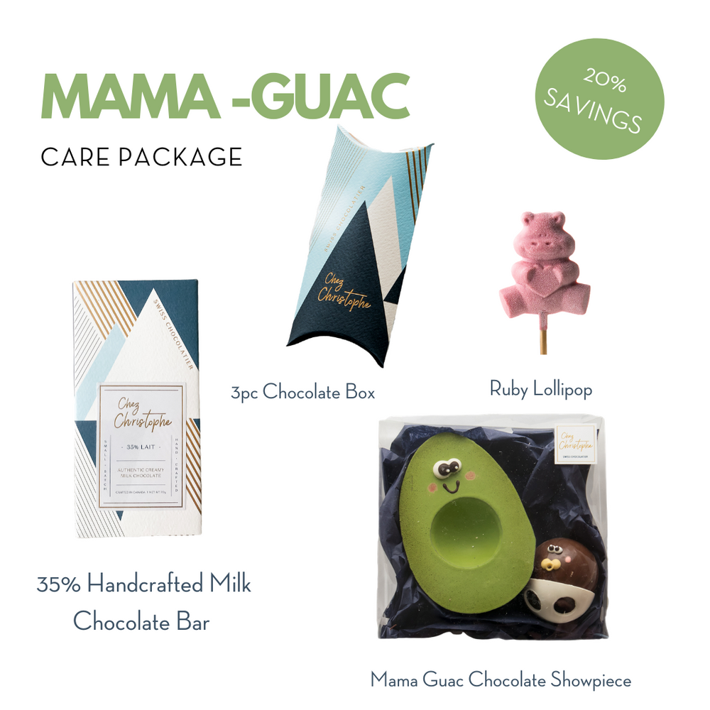 """Mama-Guac"" Care Package"