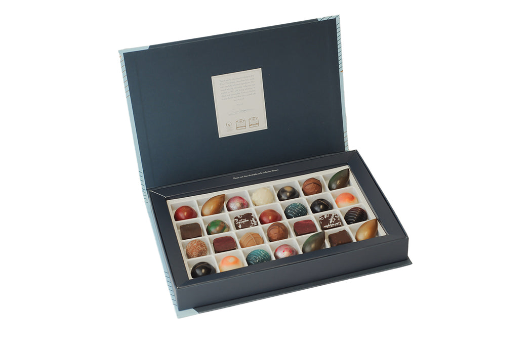 28 Piece Chocolate Box