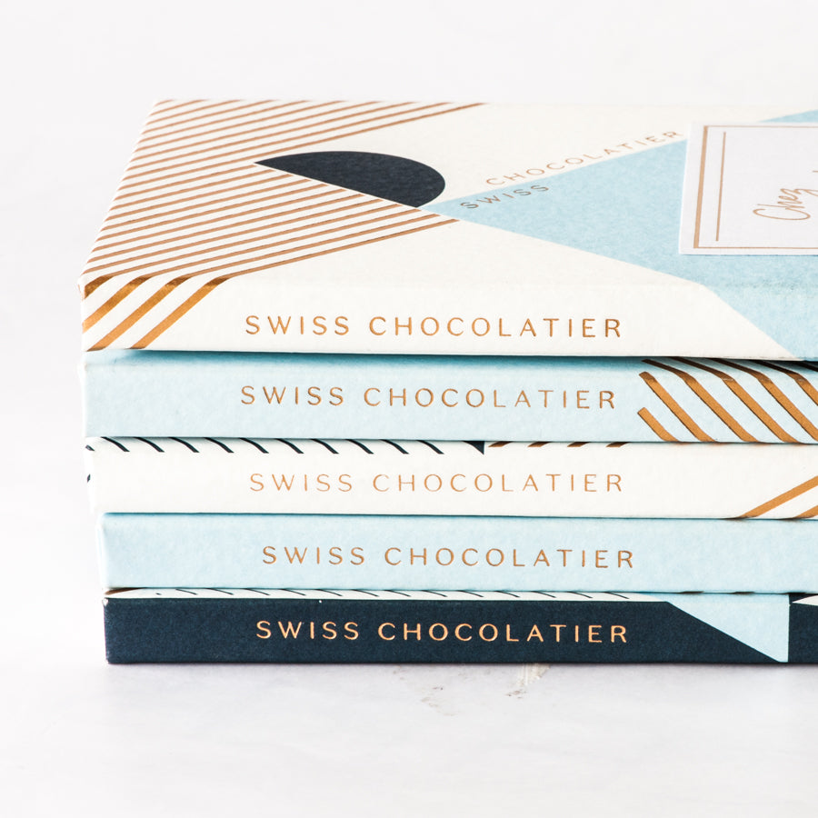 34% Blanc Handcrafted Chocolate Bar