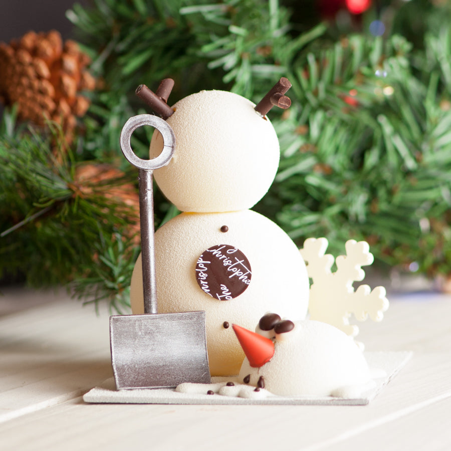 """Frosty's Chocolate Meltdown"" Chocolate Showpiece"