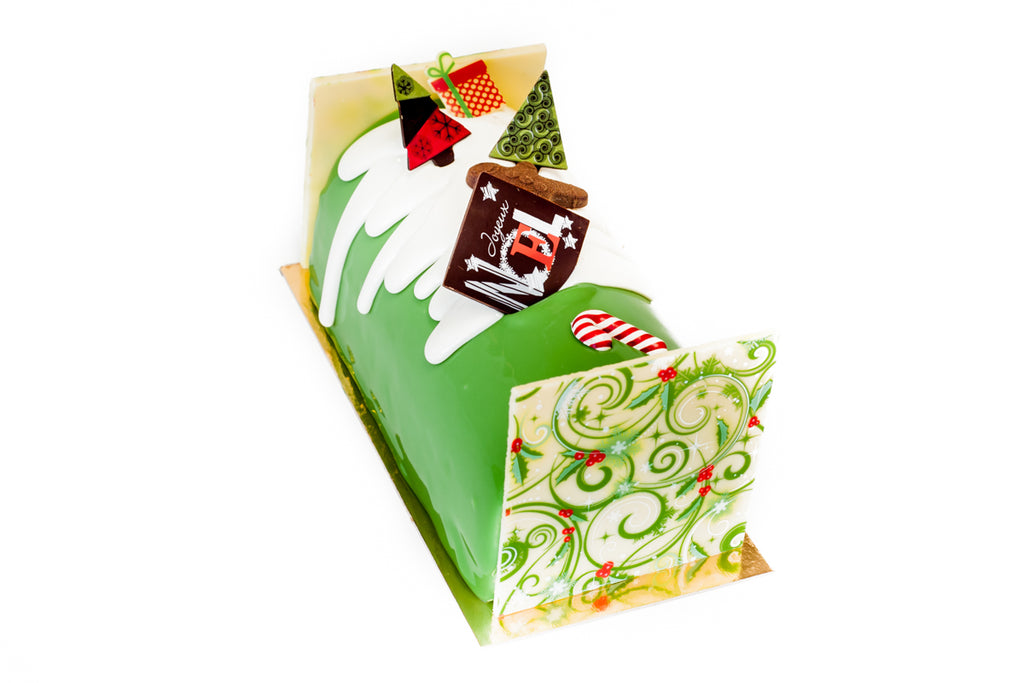 Slippery Slope Buche de Noel