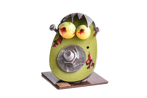 """Franc"" the Avocado Chocolate Showpiece"