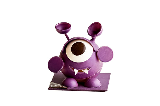 """Simone"" the Cyclops Chocolate Showpiece"